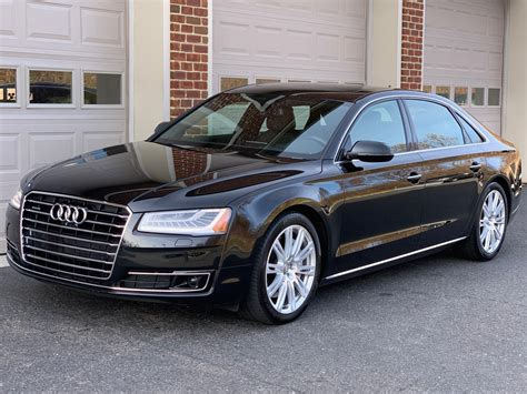 2016 Audi A8 Owners Manual