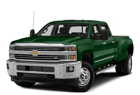 2016 Chevy Silverado 3500HD Owners Manual