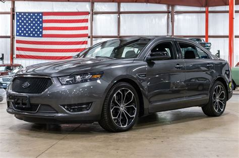 2016 Ford Taurus X Owners Manual