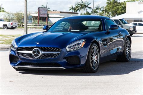 2016 Mercedes-Benz AMG GT Owners Manual