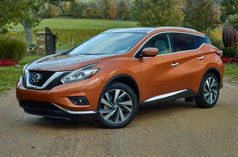 2016 Nissan Murano Owners Manual