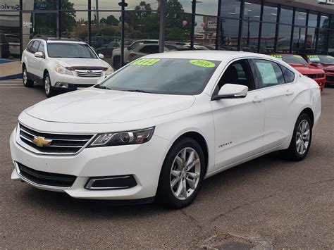 2016 Chevrolet Impala Owners Manual