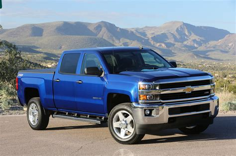 2016 Chevrolet Silverado 2500HD Owners Manual