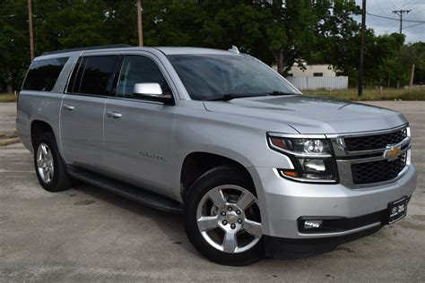 2016 Chevrolet Suburban Owners Manual