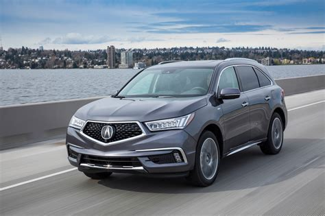 2017 Acura MDX Sport Hybrid Owners Manual