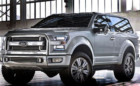 2017 Ford Bronco Owners Manual