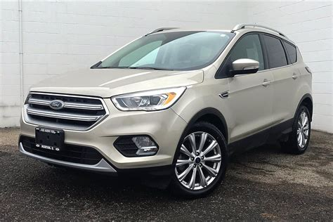 2017 Ford Escape Owners Manual