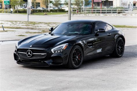 2017 Mercedes-Benz AMG GT Owners Manual
