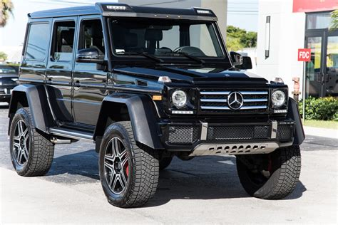 2017 Mercedes-Benz G 550 4×4 Squared Owners Manual