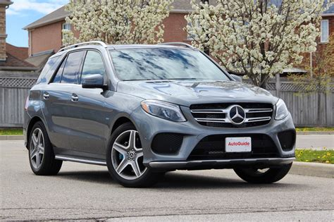2017 Mercedes-Benz GLE 550e Owners Manual