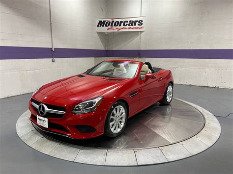 2017 Mercedes-Benz SLC 300 Owners Manual