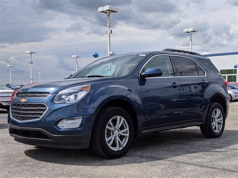 2017 Chevrolet Equinox Owners Manual