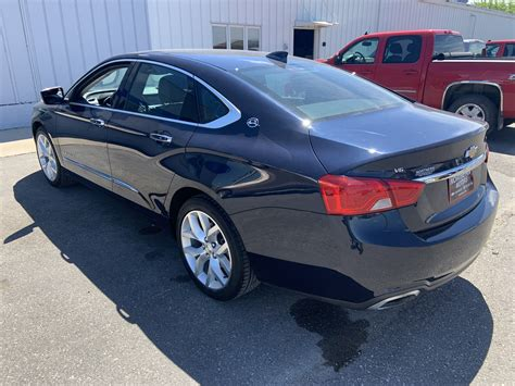 2017 Chevrolet Impala Limited Owners Manual
