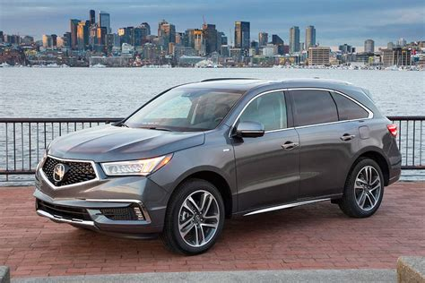 2018 Acura MDX Sport Hybrid Owners Manual