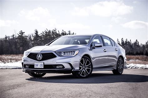 2018 Acura RLX Sport Hybrid Owners Manual