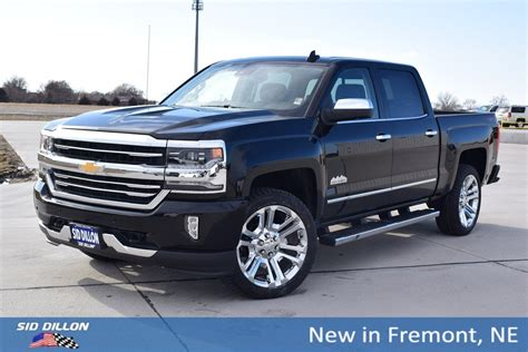 2018 Chevy Silverado High Country Owners Manual