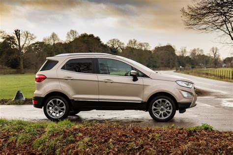2018 Ford EcoSport vs. 2018 Ford Escape: Which is for you?