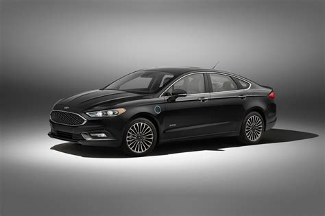 2018 Ford Fusion Energi Owners Manual