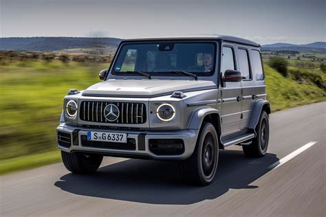 2018 Mercedes-Benz AMG G 63 Owners Manual