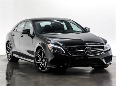 2018 Mercedes-Benz CLS 550 Owners Manual