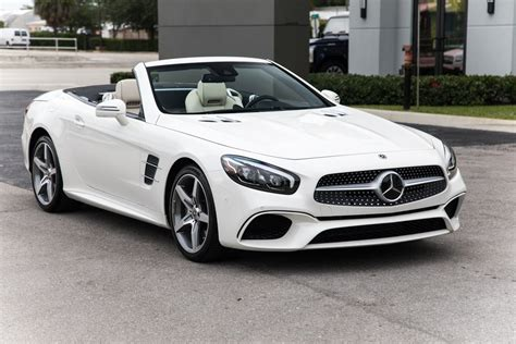 2018 Mercedes-Benz SL 550 Owners Manual
