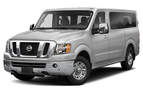 2018 Nissan NV Passenger NV3500 HD Owners Manual