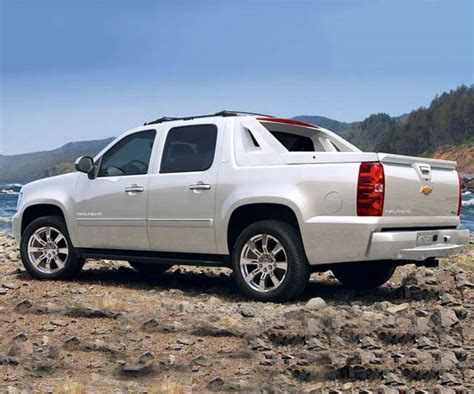 2018 Chevrolet Avalanche Owners Manual