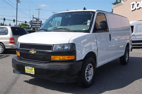 2018 Chevrolet Van Owners Manual