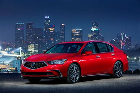 2019 Acura RLX Sport Hybrid Owners Manual