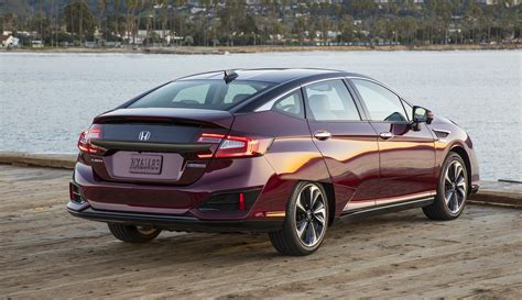 Honda Clarity Fuel Cell 2019