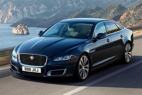 2019 Jaguar XJ Owners Manual