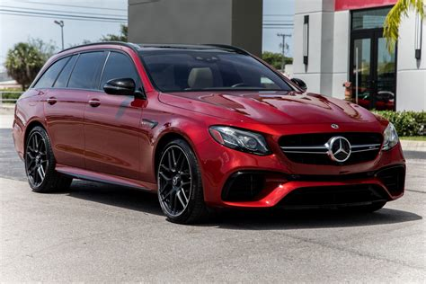2019 Mercedes-Benz AMG E 63 Owners Manual