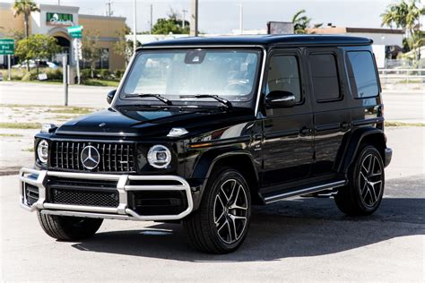 2019 Mercedes-Benz AMG G 63 Owners Manual