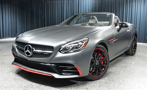 2019 Mercedes-Benz AMG SLC 43 Owners Manual