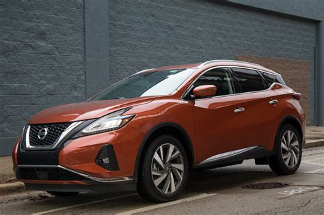 2019 Nissan Murano Owners Manual