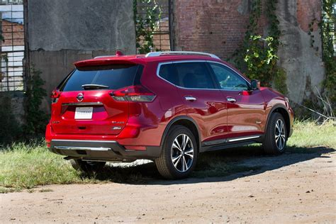 2019 Nissan Rogue Hybrid Owners Manual