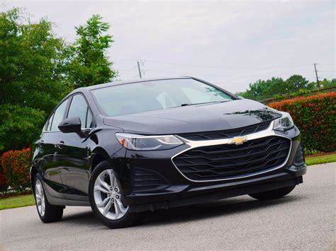 2019 Chevrolet Cruze Limited Owners Manual