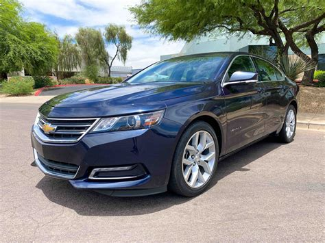 2019 Chevrolet Impala Limited Owners Manual