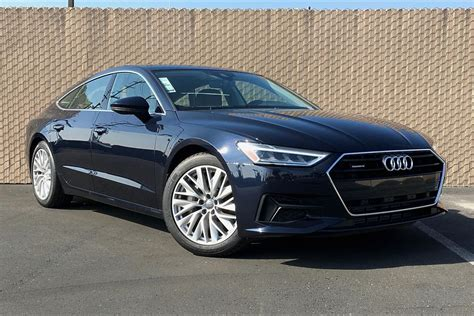 2020 Audi A7 Owners Manual