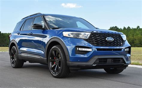 2020 Ford Explorer Test Drive Video Review