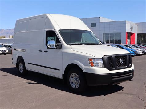 2020 Nissan NV Cargo NV2500 HD Owners Manual