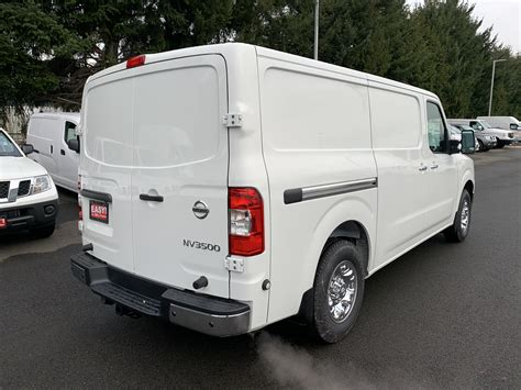 2020 Nissan NV Cargo NV3500 HD Owners Manual