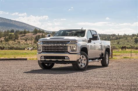 2020 Chevrolet 2500 Owners Manual