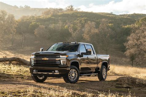 2020 Chevrolet Silverado 2500HD Owners Manual