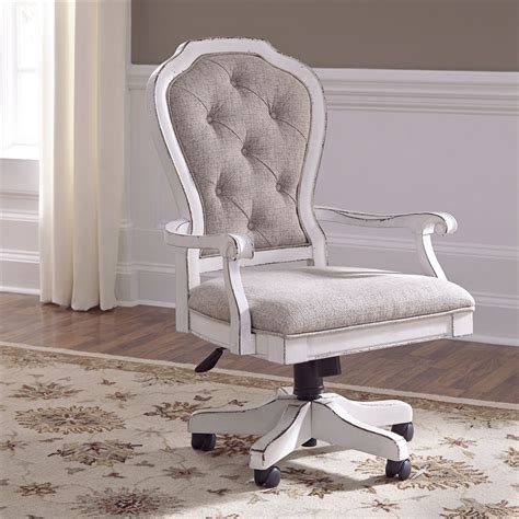244 ho197 Liberty Furniture Jr Executive Desk Chair