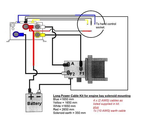 3 Wire Winch Motor Wiring Diagram | eBook DatabaseeBook Database