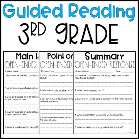3rd Grade Community Lesson Plans (ePUB/PDF)