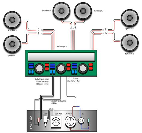 Phenomenal 4 Channel Subwoofer Wiring Diagrams Epub Pdf Wiring Cloud Hisonuggs Outletorg