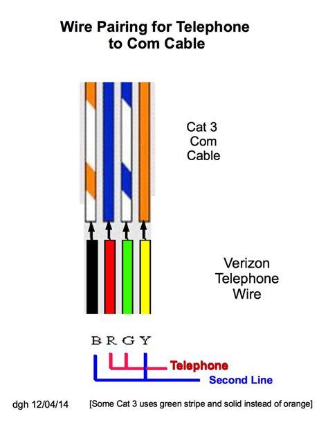 4 Line Phone Wiring Diagram Ebook Database