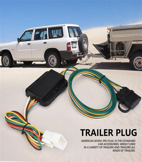 4 Pin Trailer Hitch Wiring Diagram - Technical Diagrams  Pin Trailer Wiring Diagram on